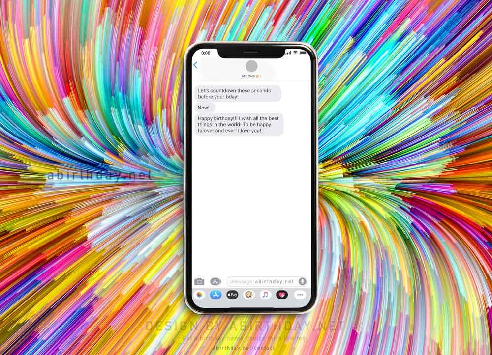iPhone 11 Birthday Meme