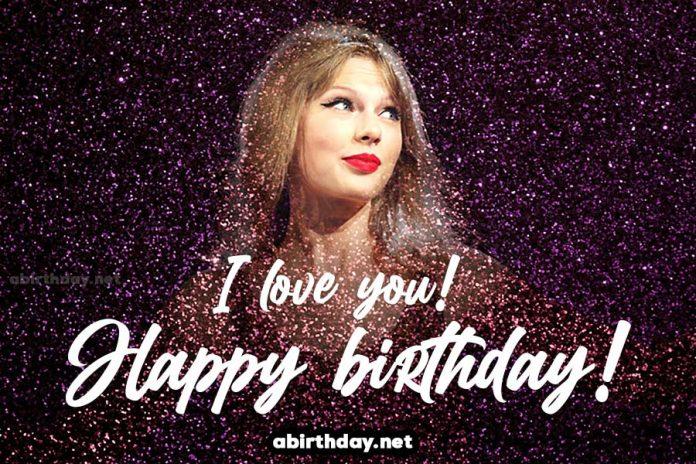 Taylor Swift Birthday Meme