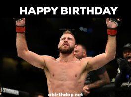 Donald Cerrone UFC Birthday Meme